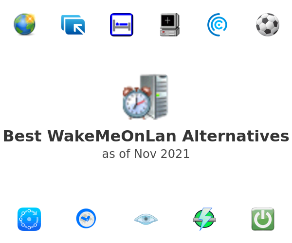 Best WakeMeOnLan Alternatives