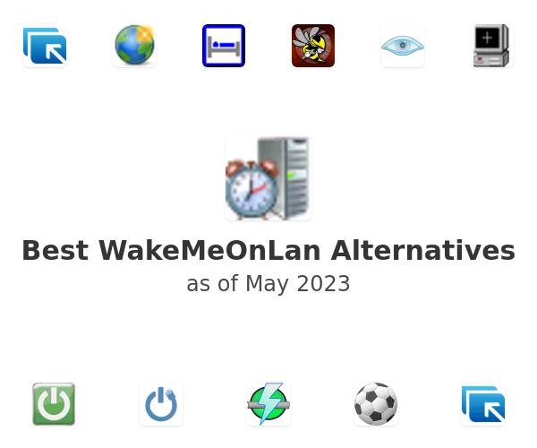 Best WakeMeOnLan Alternatives