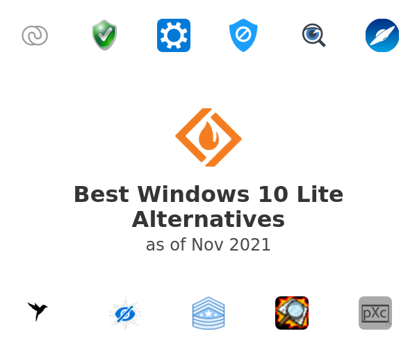 Best Windows 10 Lite Alternatives
