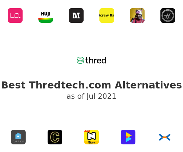 Best Thred Alternatives