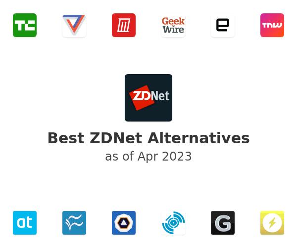 Best ZDNet Alternatives
