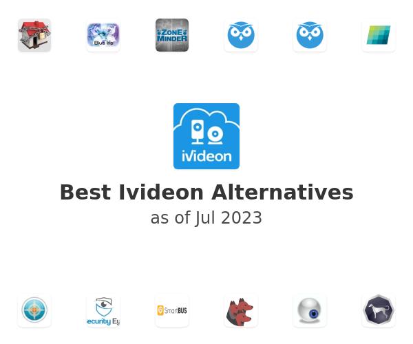 Best Ivideon Alternatives