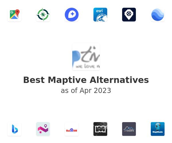 Best Maptive Alternatives