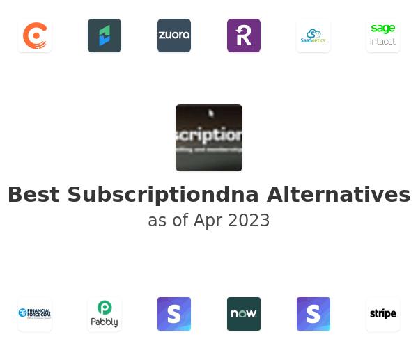 Best Subscriptiondna Alternatives