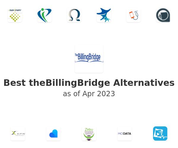 Best theBillingBridge Alternatives