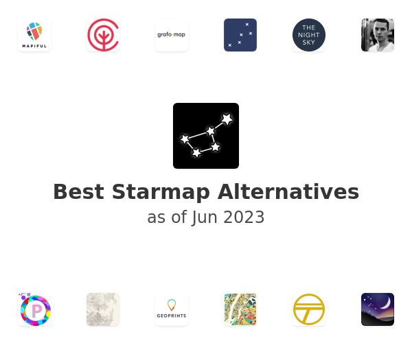 Best Starmap Alternatives