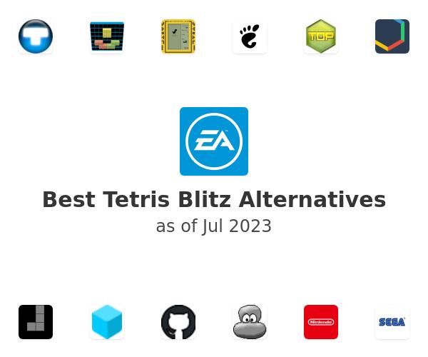 Best Tetris Blitz Alternatives