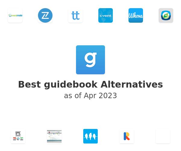 Best guidebook Alternatives