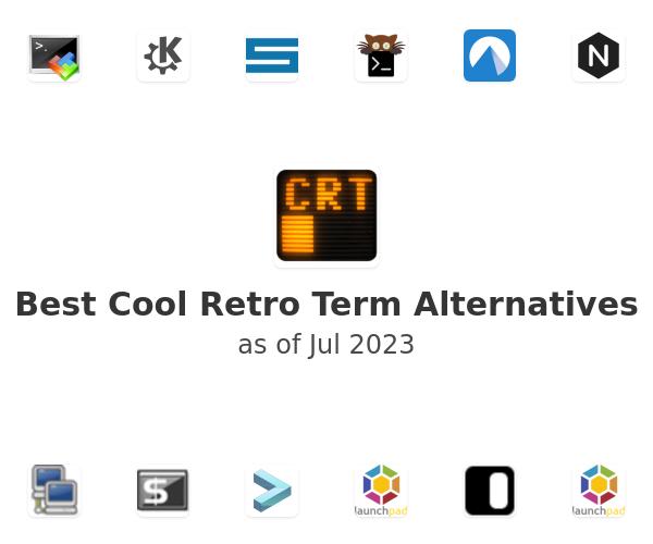 Best Cool Retro Term Alternatives