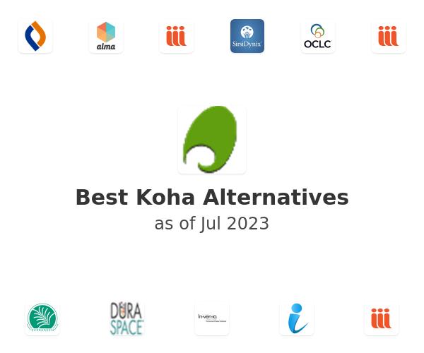 Best Koha Alternatives