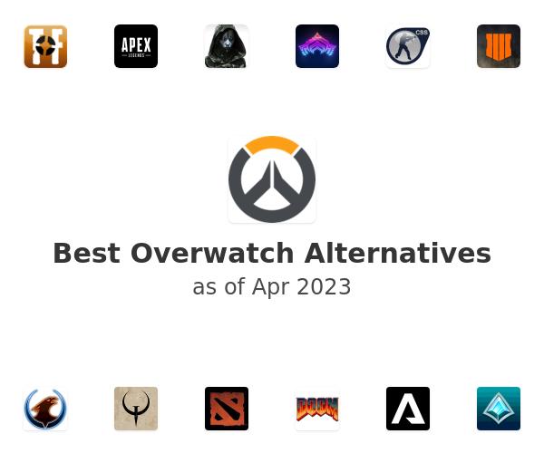 Best Overwatch Alternatives