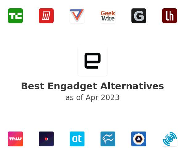 Best Engadget Alternatives