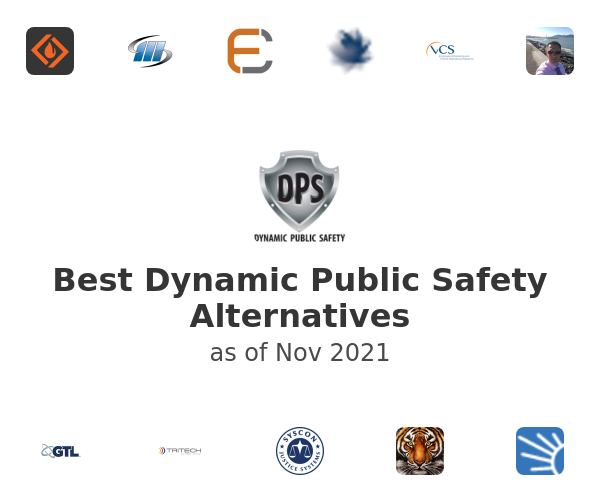 Best Dynamic Public Safety Alternatives
