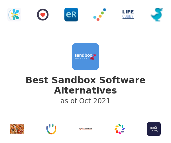 Best Sandbox Software Alternatives
