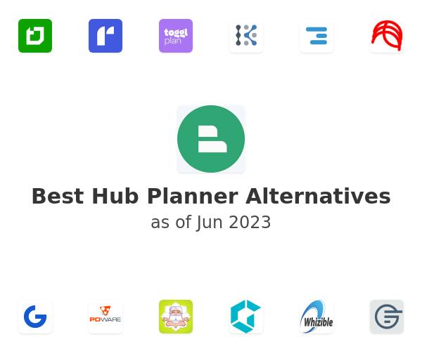 Best Hub Planner Alternatives