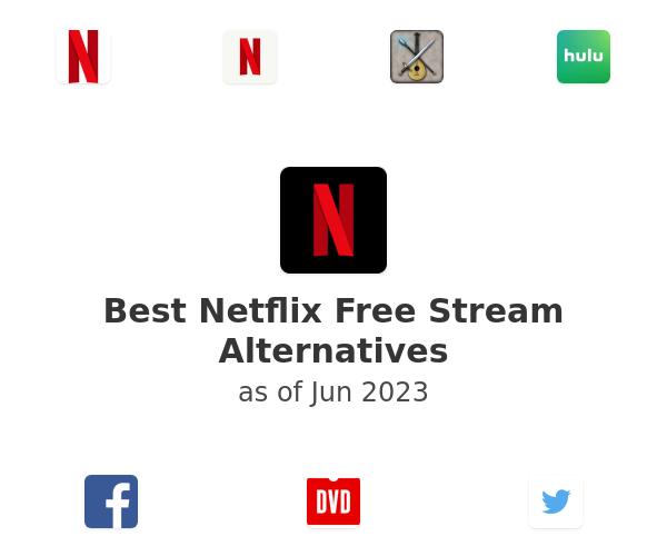 Best Netflix Free Stream Alternatives