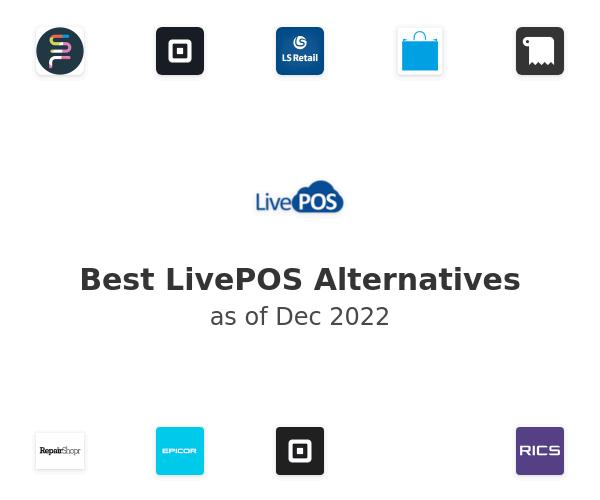 Best LivePOS Alternatives