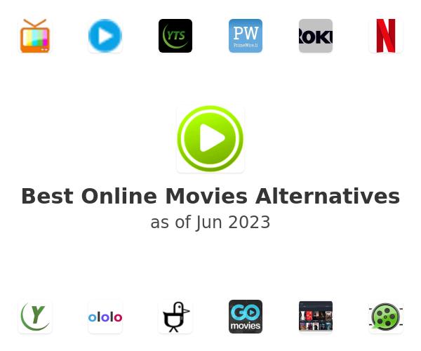 Best Online Movies Alternatives