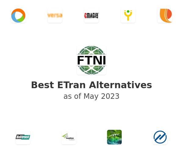 Best ETran Alternatives