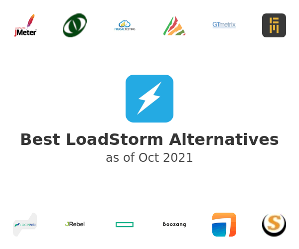 Best LoadStorm Alternatives
