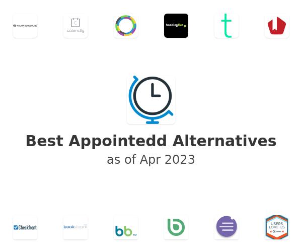 Best Appointedd Alternatives