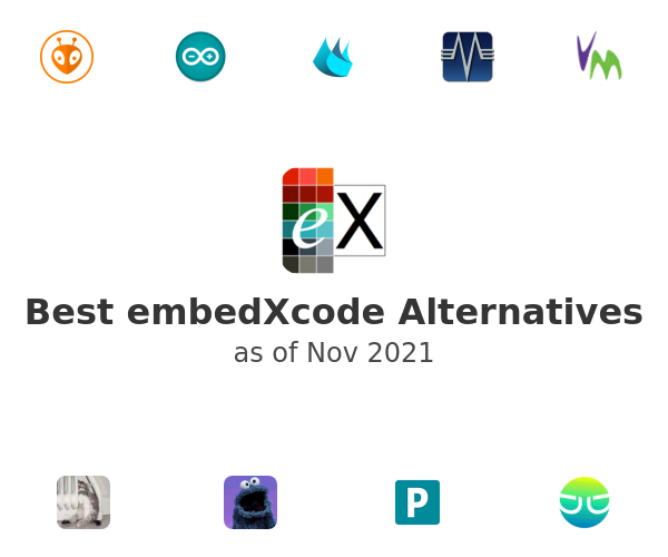 Best embedXcode Alternatives