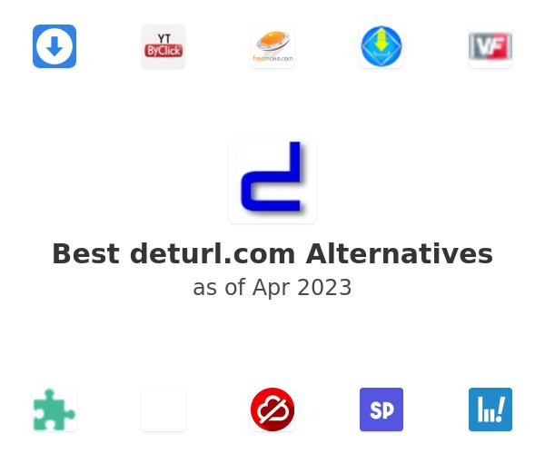 Best deturl.com Alternatives
