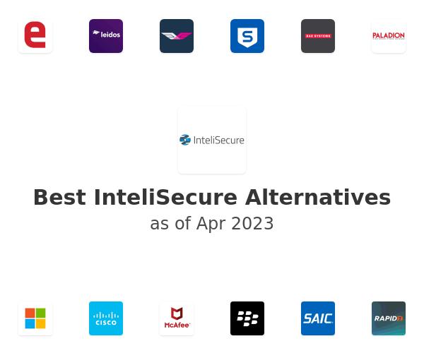 Best InteliSecure Alternatives