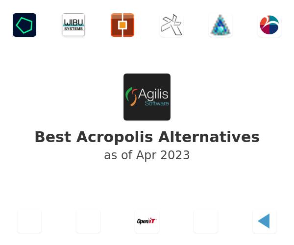 Best Acropolis Alternatives
