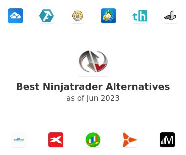 Best Ninjatrader Alternatives