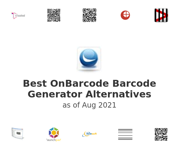 Best OnBarcode Barcode Generator Alternatives