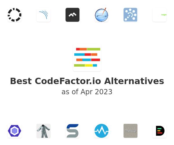 Best CodeFactor.io Alternatives