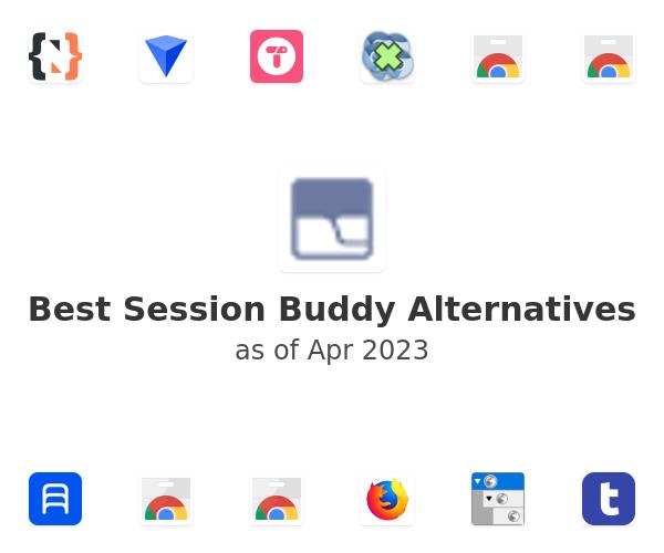 Best Session Buddy Alternatives