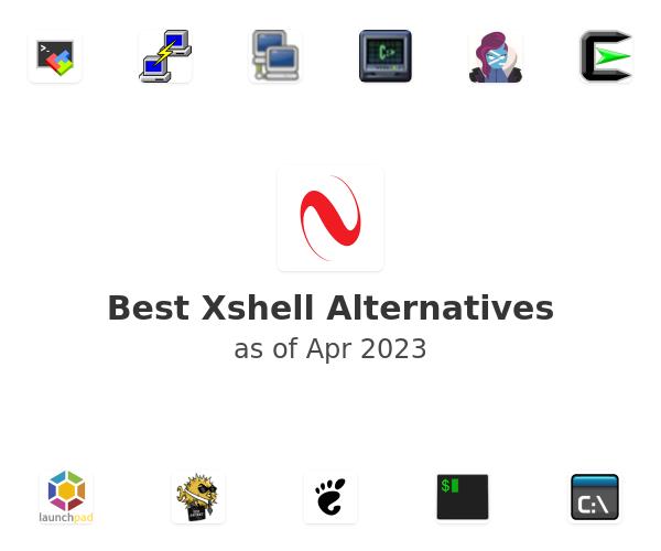 Best Xshell Alternatives
