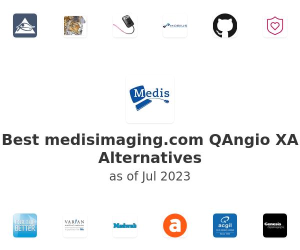 Best QAngio XA Alternatives
