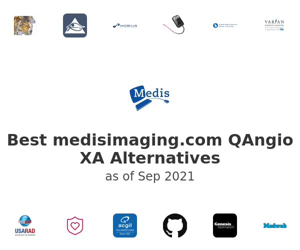 Best medisimaging.com QAngio XA Alternatives