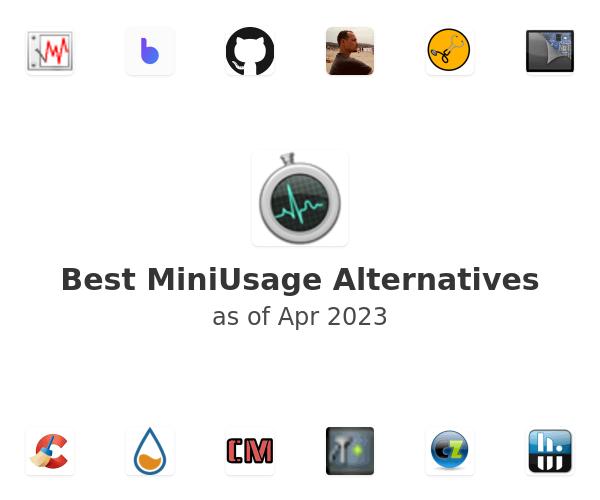 Best MiniUsage Alternatives
