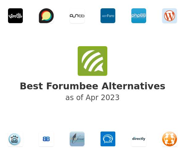 Best Forumbee Alternatives