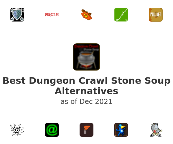 Best Dungeon Crawl Stone Soup Alternatives