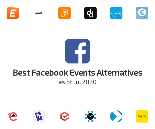 Best Facebook Events Alternatives