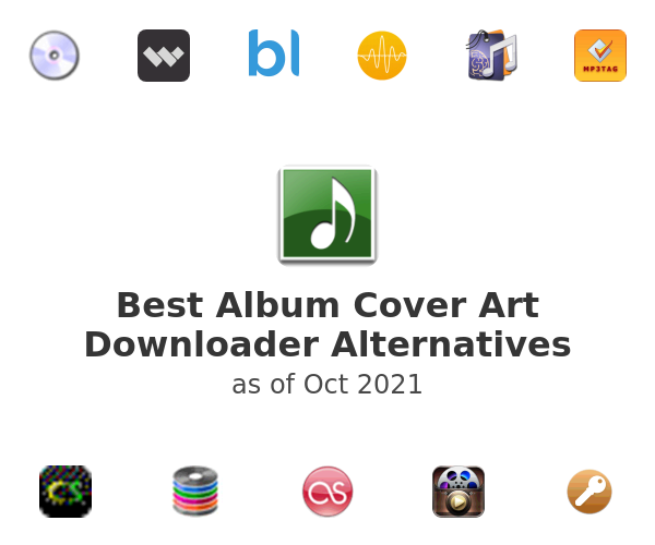Best Album Cover Art Downloader Alternatives
