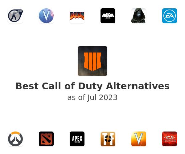 Best Call of Duty Alternatives