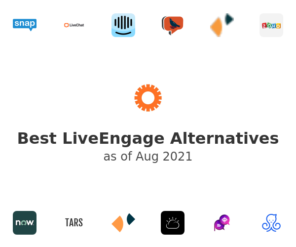 Best LiveEngage Alternatives