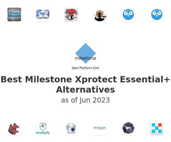 Best Milestone Xprotect Alternatives