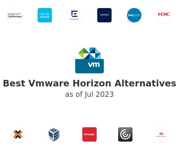 Best Vmware Horizon Alternatives
