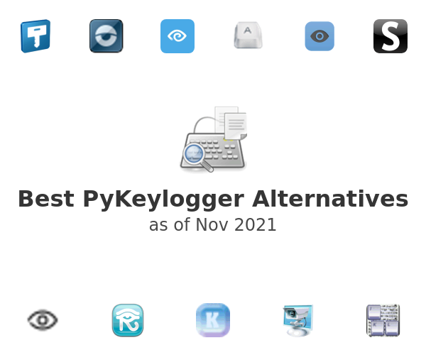 Best PyKeylogger Alternatives