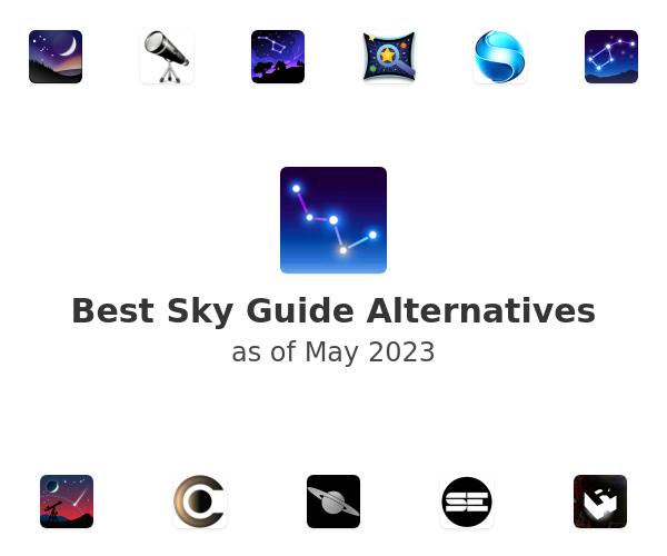 Best Sky Guide Alternatives