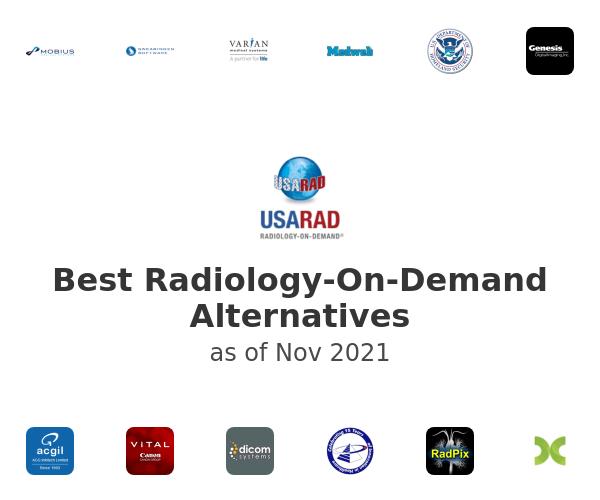 Best Radiology-On-Demand Alternatives