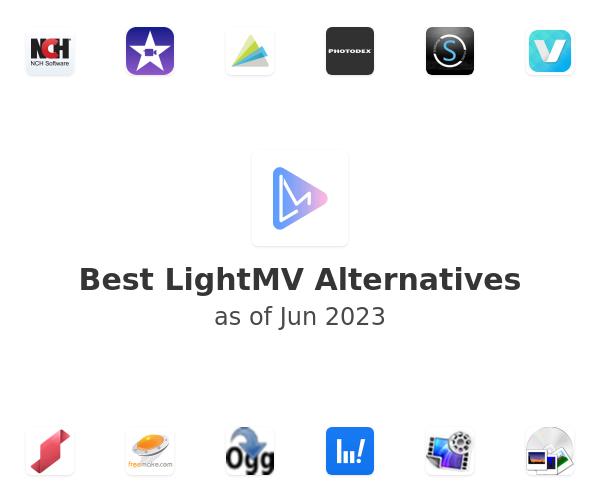 Best LightMV Alternatives