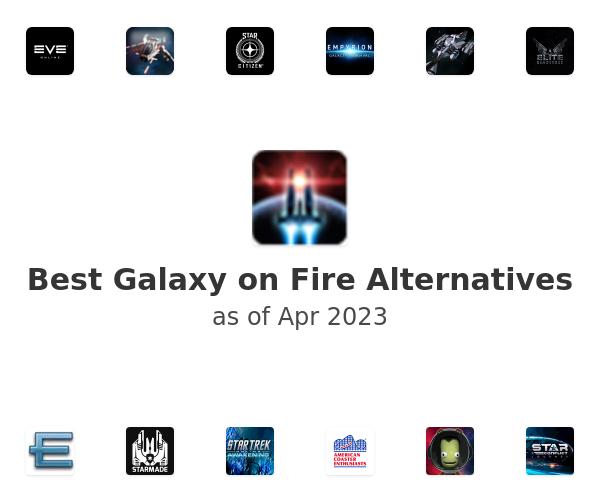 Best Galaxy on Fire Alternatives